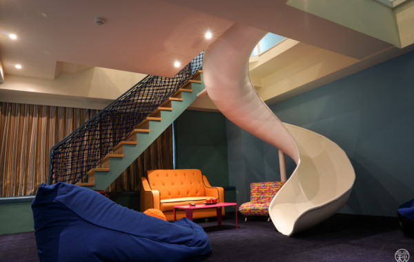 轉進幸福 SLIDE Deluxe Family Room